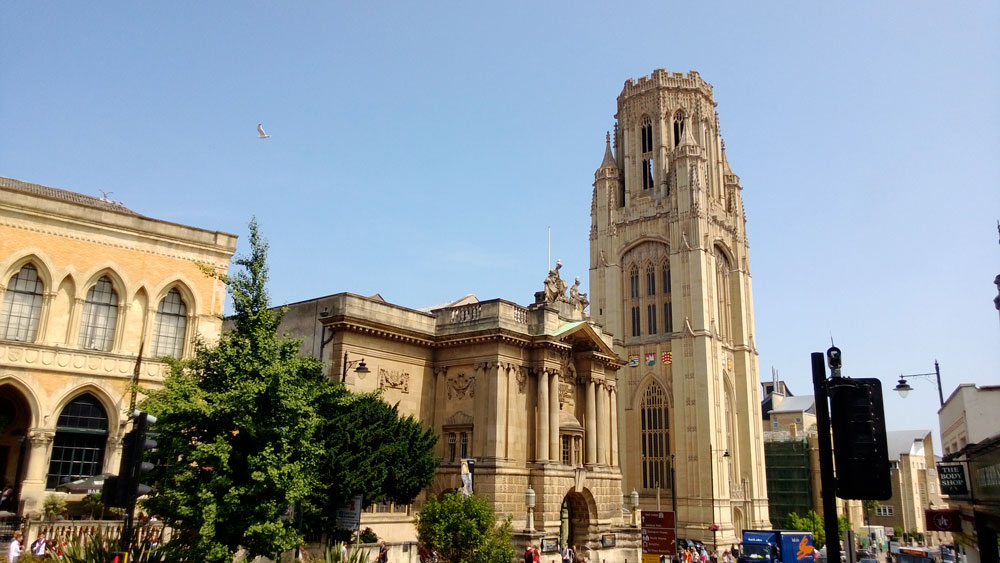 Student property rentals: Bristol University