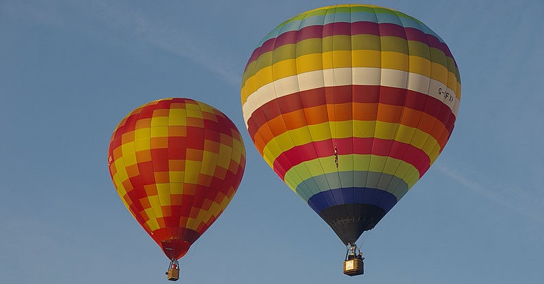 bristol summer balloon fiesta