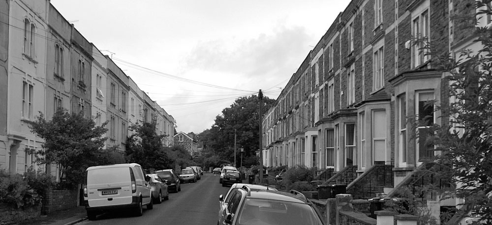 Converted Georgian and Victorian housing dominates Redland's residential lettings