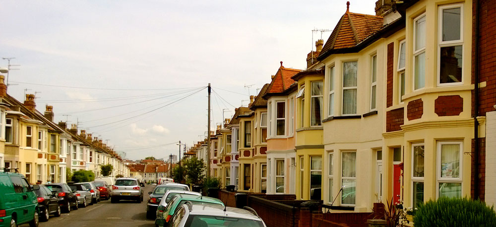 Residential rentals in Southville, Bristol