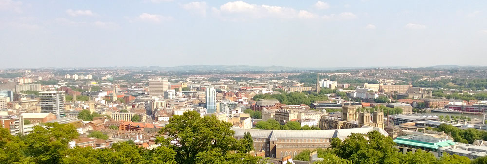 Finding student accommodation in Bristol