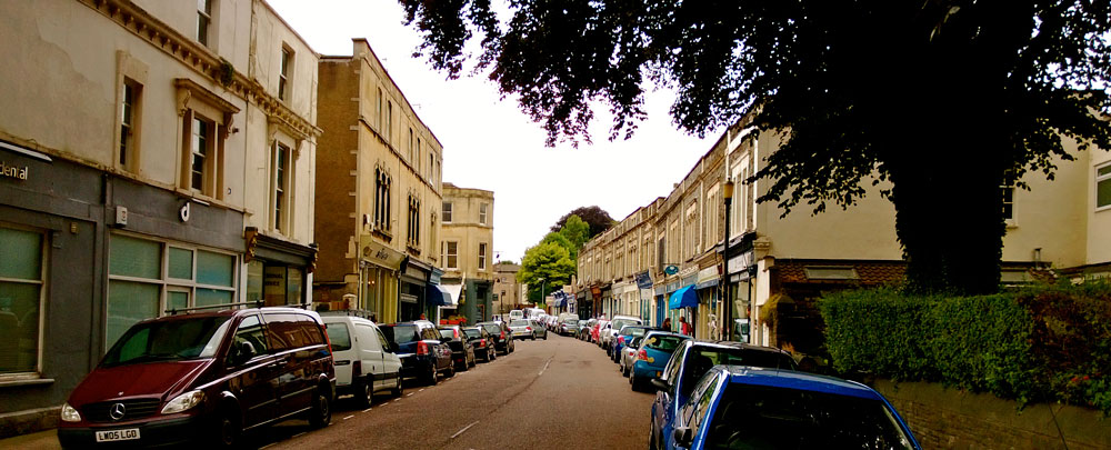 Chandos Road: A delightful little street for those renting in Redland