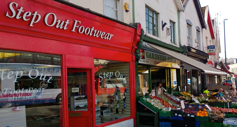 Take a residential letting in Bishopston and enjoy the shops of Gloucester Road