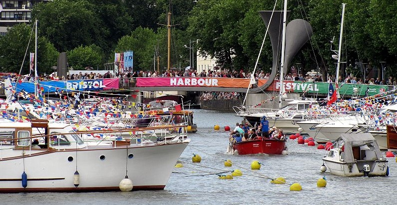 bristol summer harbour festival harbourside