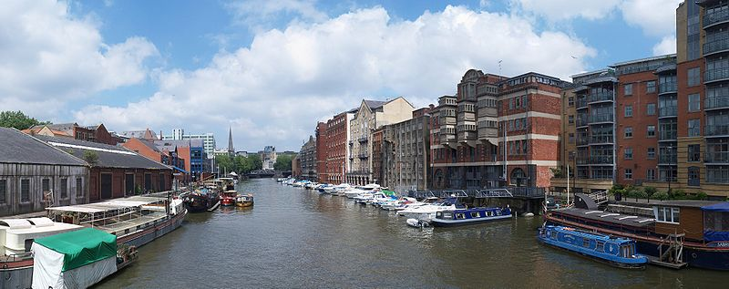 apartments flats bristol city centre new