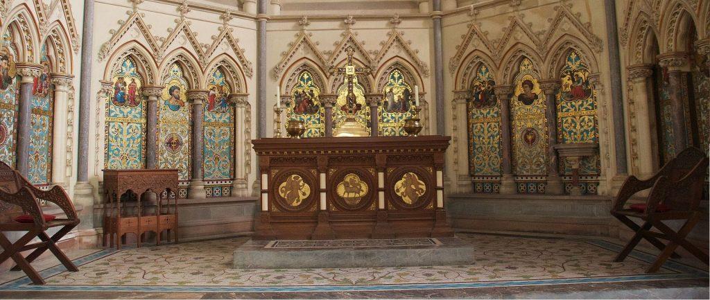 winter events 2016 bristol christmas tyntesfield chapel carols