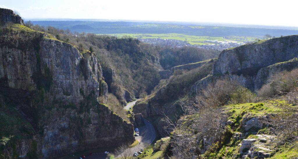 day trips from bristol cheddar gorge