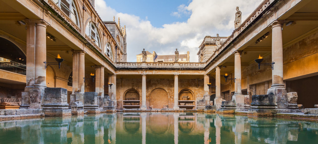 day trips from bristol bath roman baths