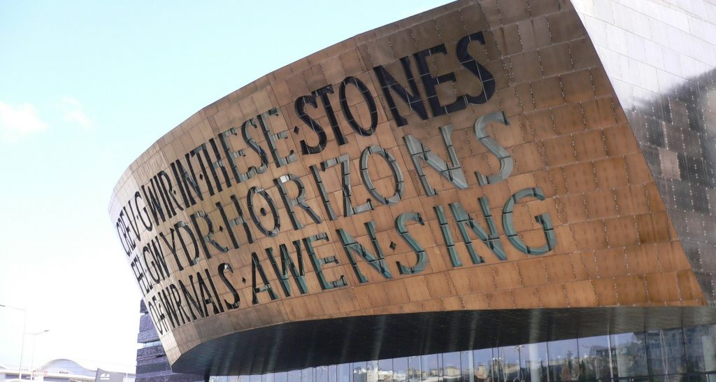 day trips from bristol cardiff millennium centre