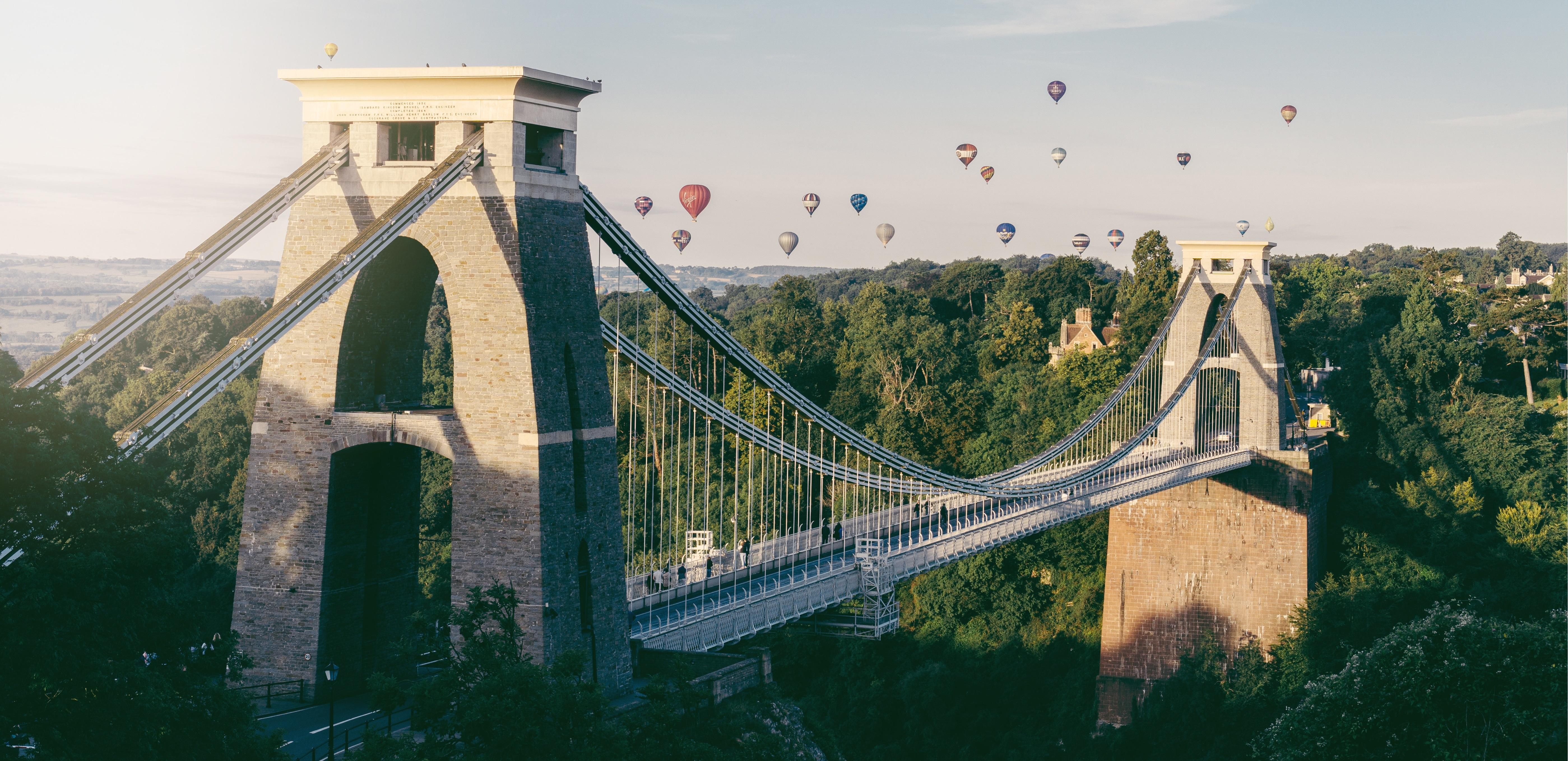 famous bristolians bristol people clifton suspension bridge isambard kingdom brunel