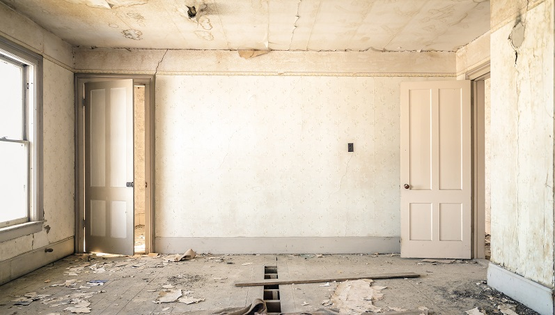 renovate to let